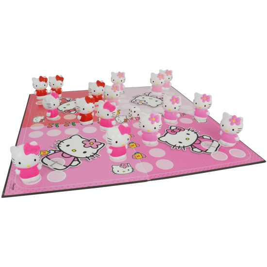 Hello kitty ergenis spel