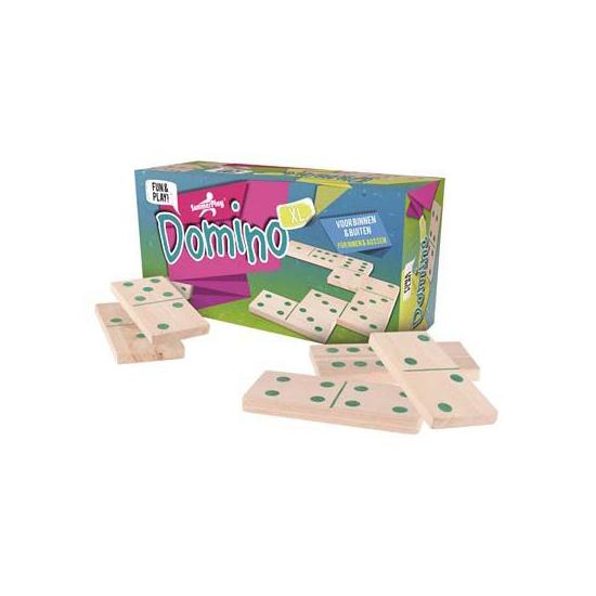 Domino spel voor binnen en buiten